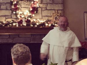 Epiphany Party Catholic Friar