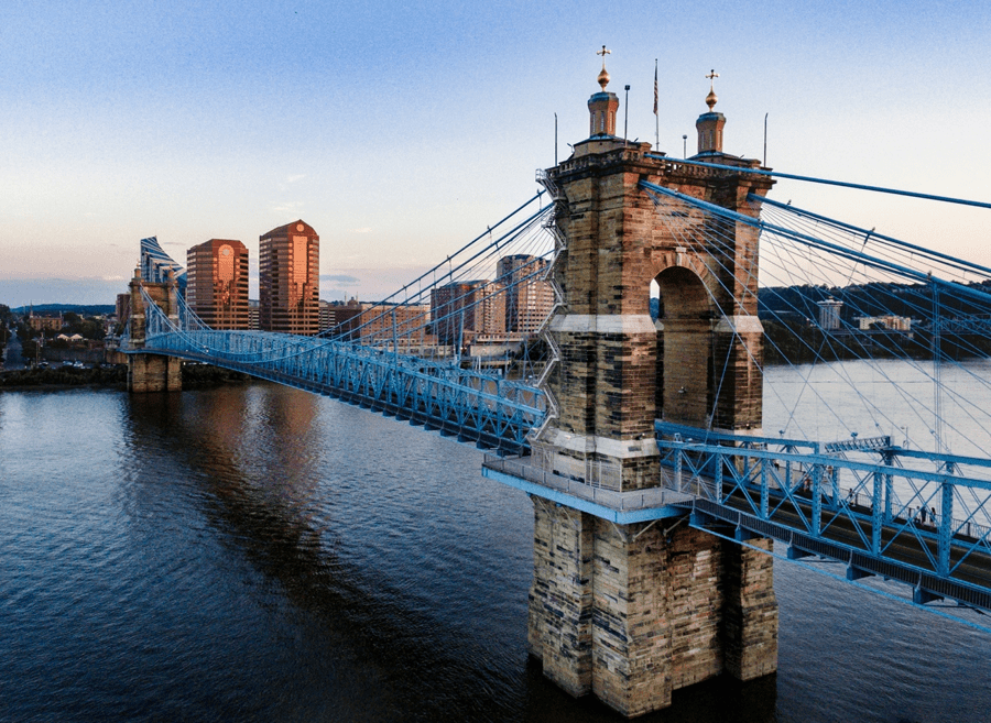 Cincinnati bridge | Catholic Medical Association